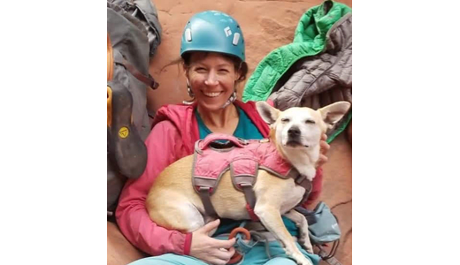 Dr. Cynthia Sorrick at Pet Samaritan Clinic