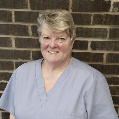 Rachael at Elkhart Animal Hospital