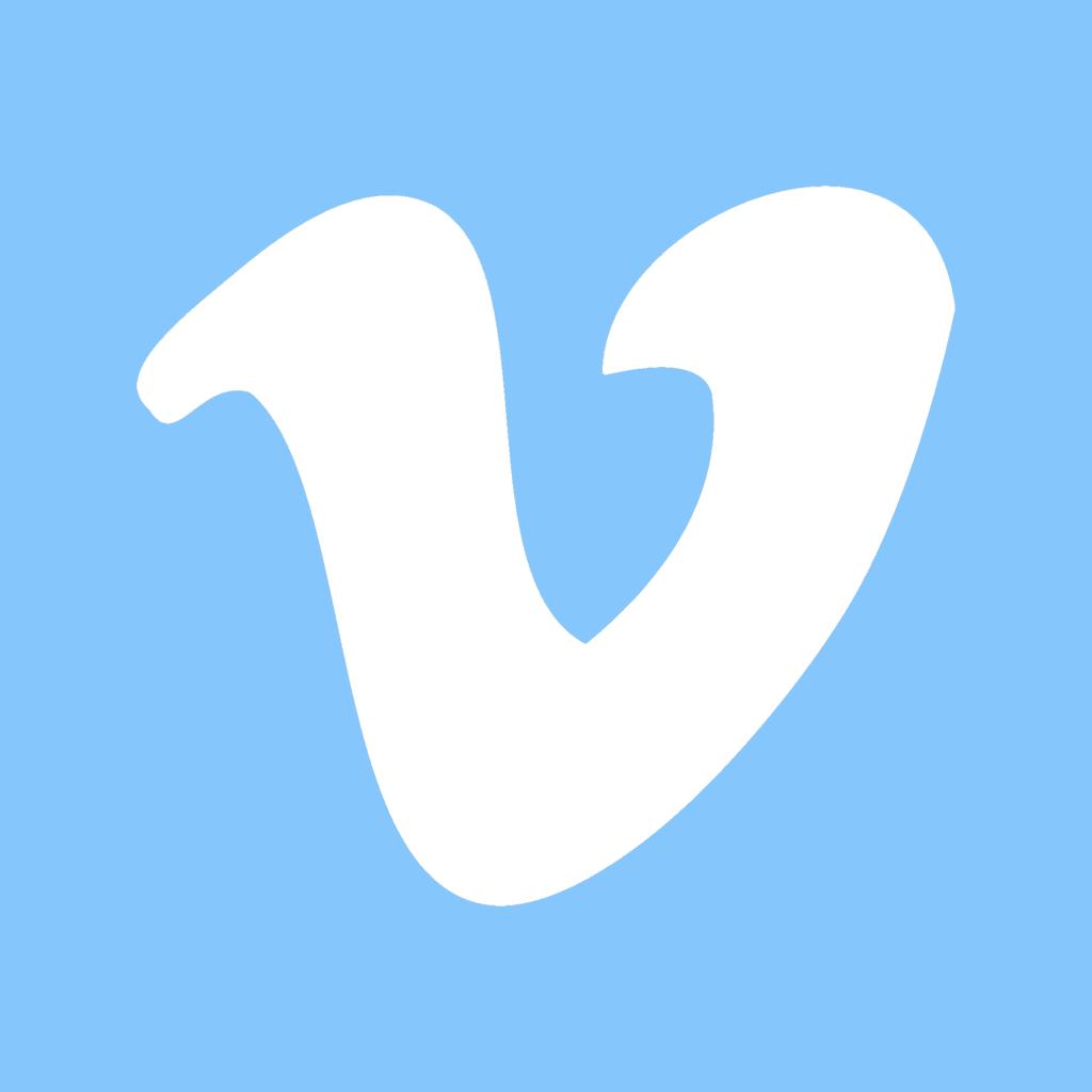 Vimeo social icon