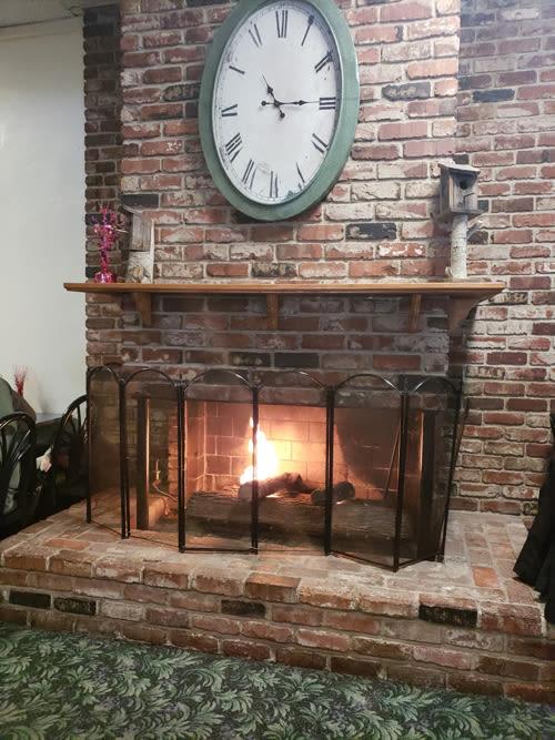 Granite Rock Grill Fireplace Rocklin CA