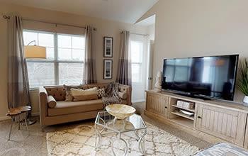 2 bedroom, 2 bath virtual tour for Union Square Apartments in North Chili, New York
