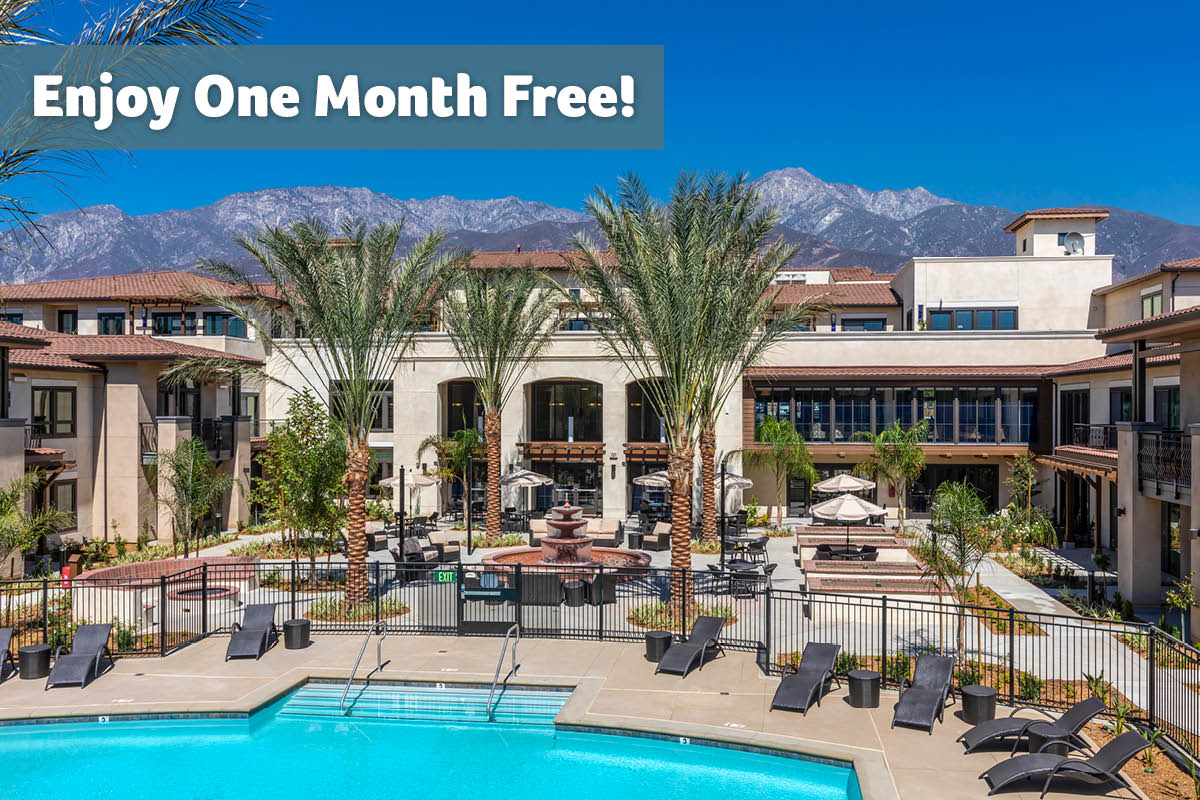 Senior living in Rancho Cucamonga, CA