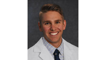 Dr. Hunter Vandenberg of All Creatures Animal Clinic