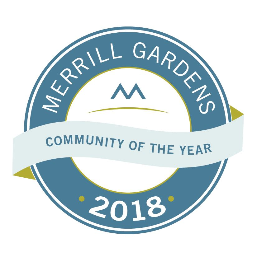 Community of the year logo
