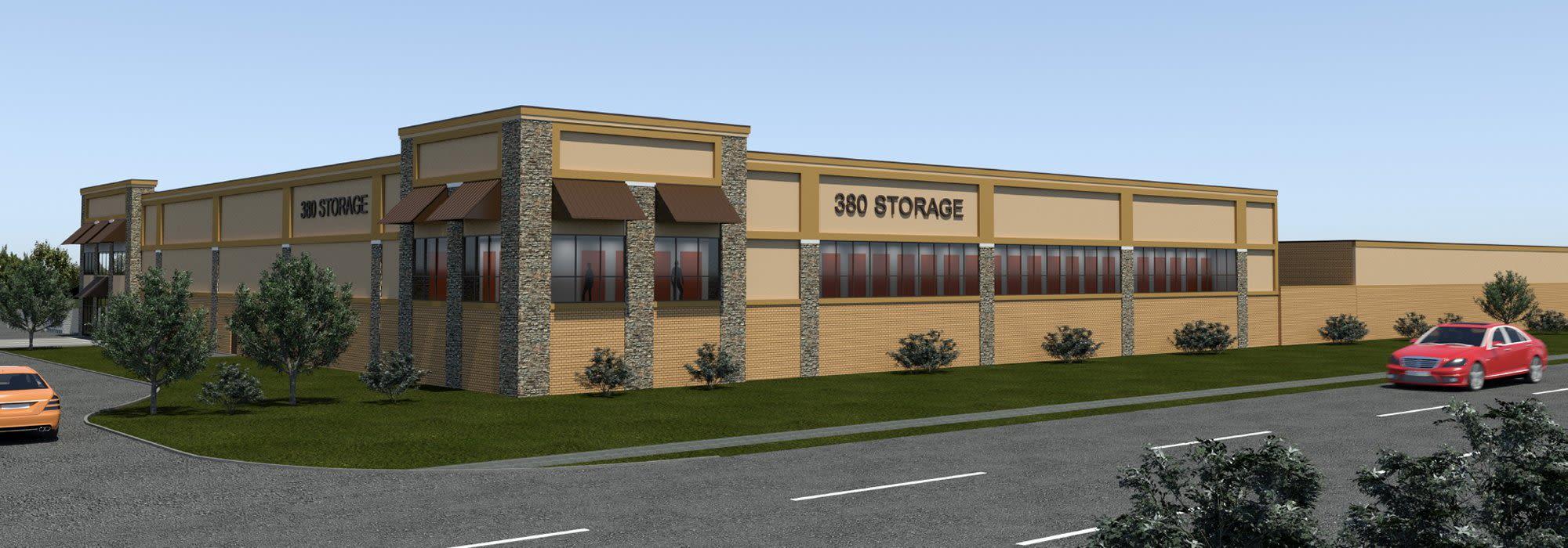 380 Storage in Denton, Texas