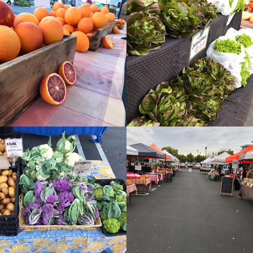 Placer Grown Farmers Market Rocklin Produce