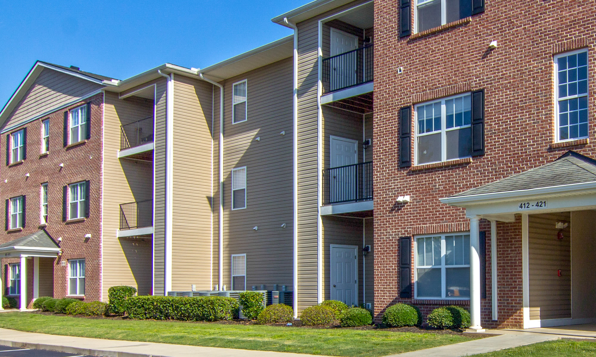 Apartments in Lexington, South Carolina
