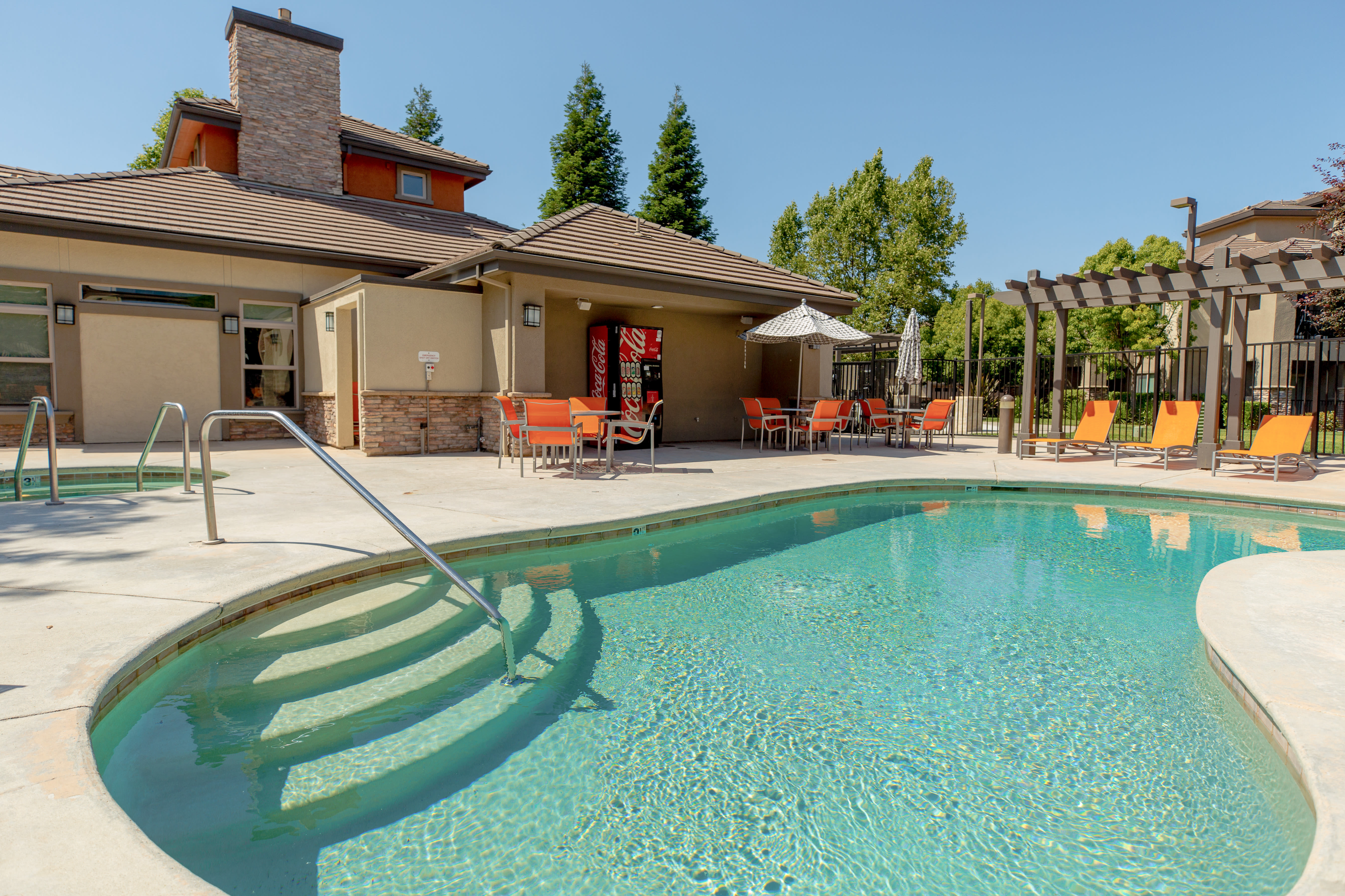 See what we have to offer by visiting Wolf Ranch Condominium Rentals's amenities page.