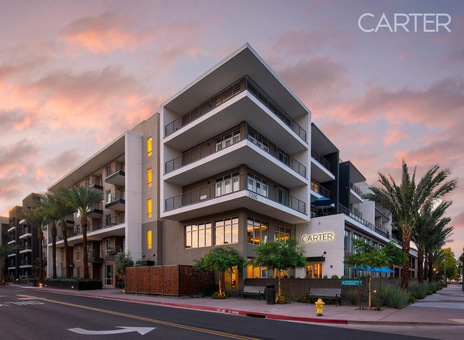 Carter apartments in Scottsdale, Arizona