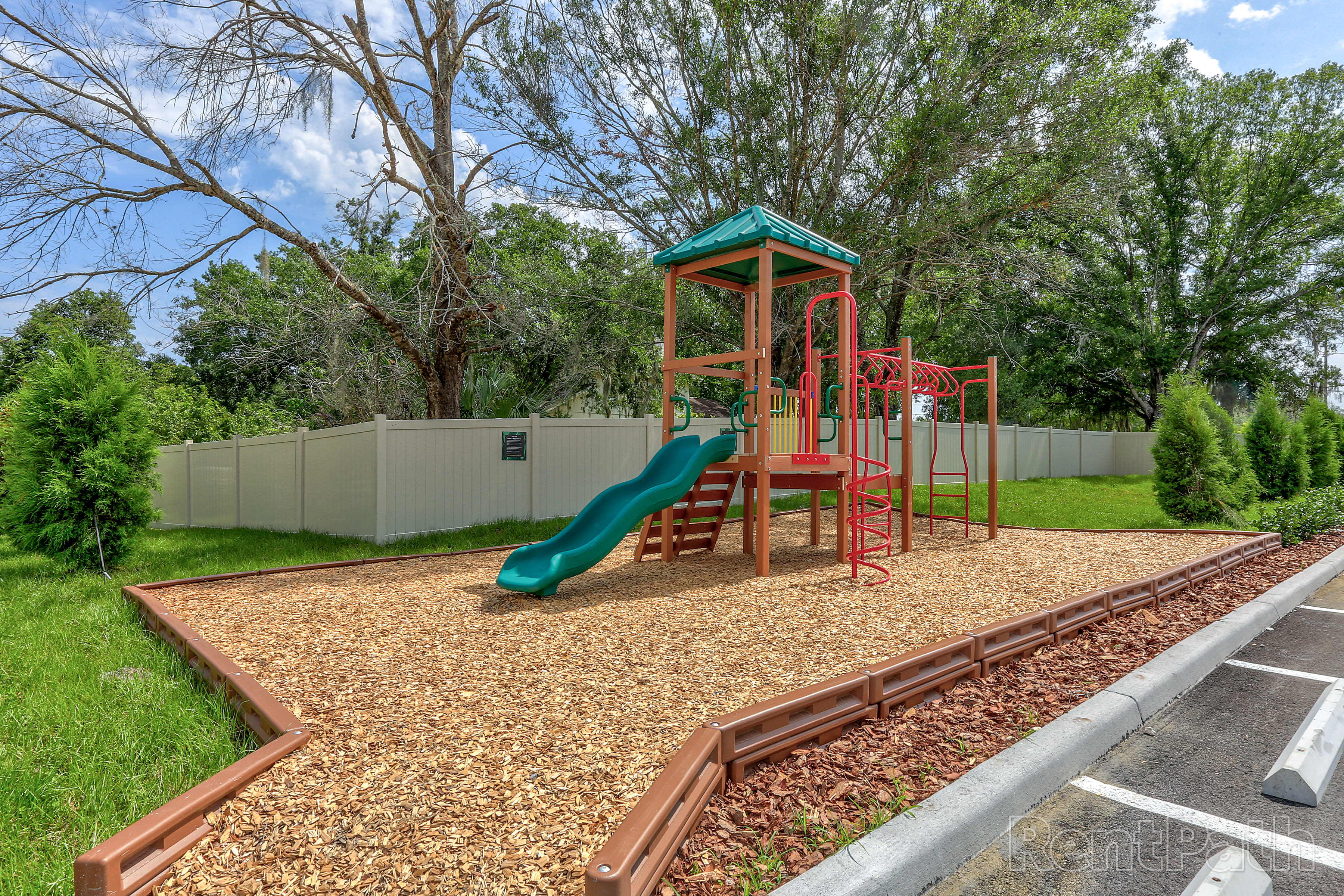Play area at Lola Apartments in Riverview, FL
