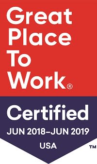 Great Place to Work Award for Merrill Gardens 2019