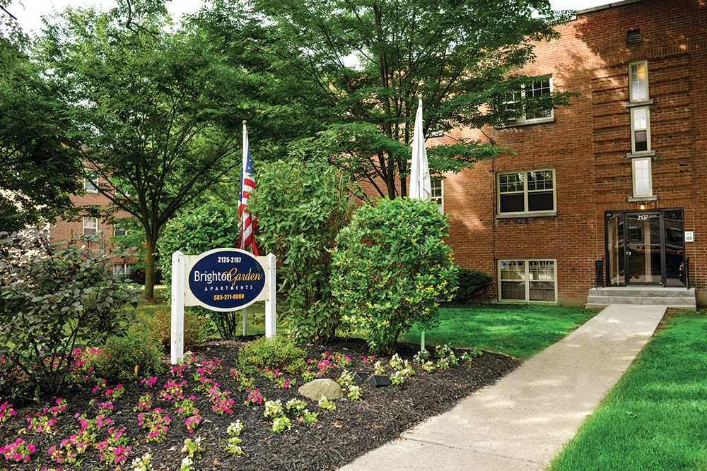 Apartments at Brighton Gardens in Rochester, New York