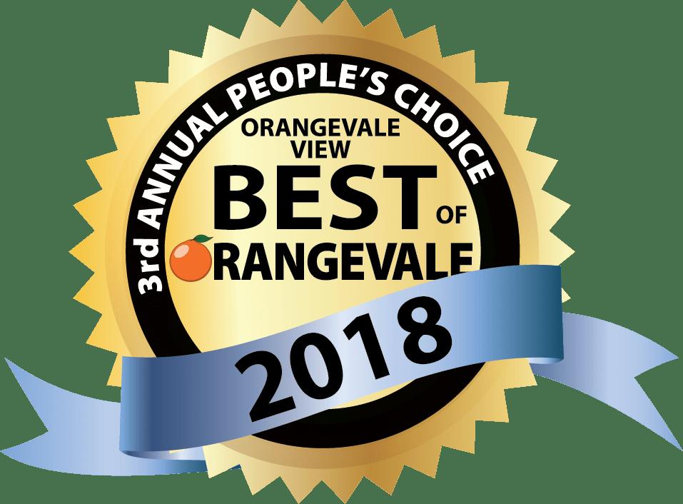Best of Orangevale 2018