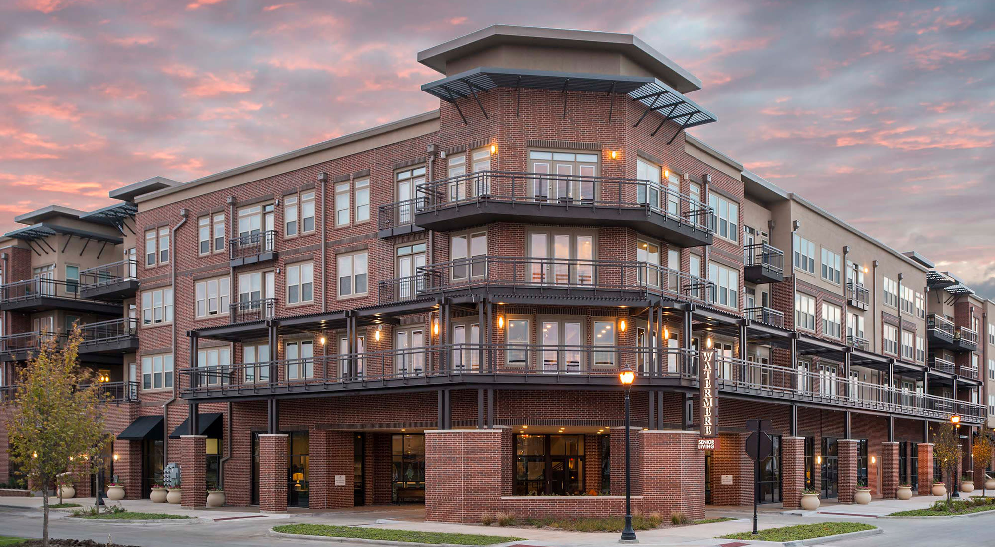 Senior living at Watermere at Frisco in Frisco, Texas