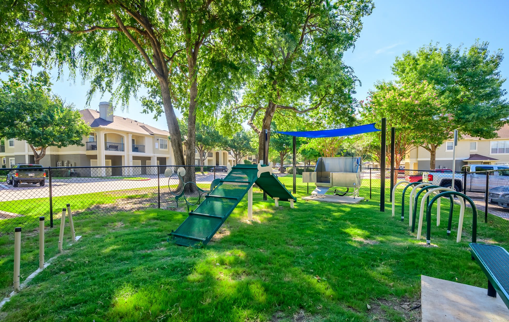 23Hundred @ Ridgeview resident clubhouse in Plano, Texas