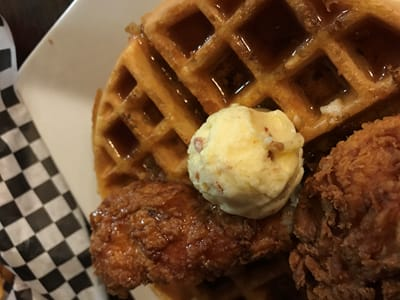 Kiki's Chicken Place Chicken and Waffles