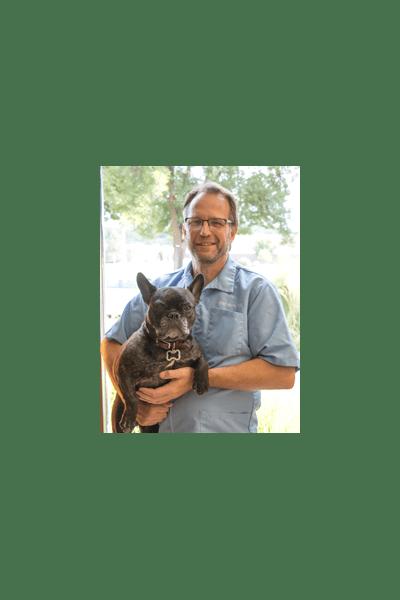 Dr. Brian Martz at University West Pet Clinic