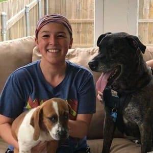 Alex at Starch Pet Hospital in Des Moines, Iowa
