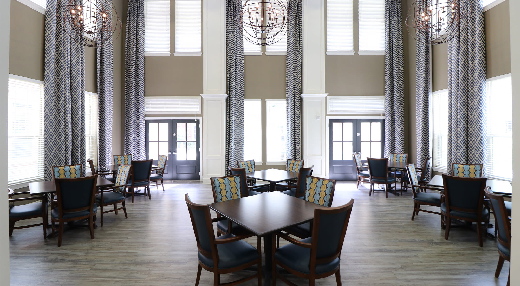 Senior living at Landing at Watermere Frisco in Frisco, Texas