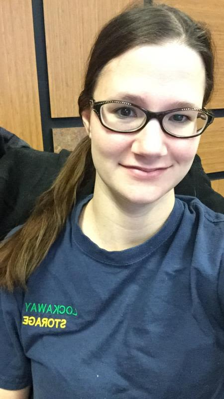 Alyssa works at several Lockaway Storage facilities in Texarkana, Texas.