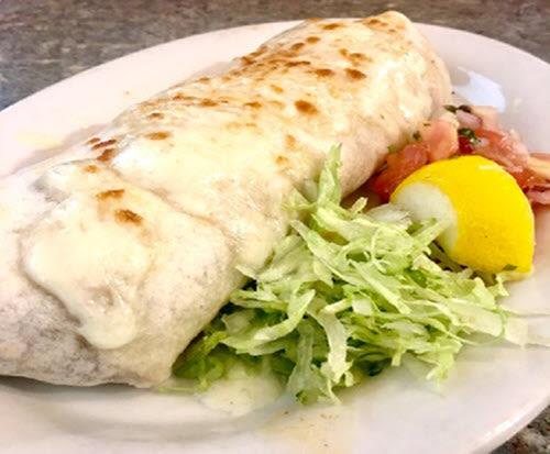 Tu Jalisco Burrito