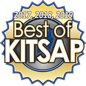Reliable Storage in Bremerton, Washington is a 2017, 2018, and 2019 best of Kitsap award winner