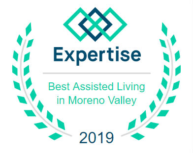 Award for Wildwood Canyon Villa Assisted Living and Memory Care in Yucaipa, California