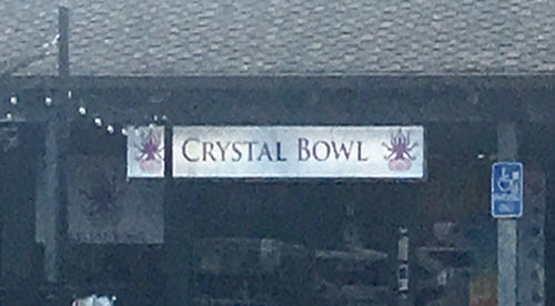 Yoga- Crystal Bowl