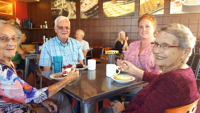 Solvang retirement living outing