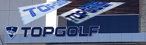 Topgolf Logo Roseville CA