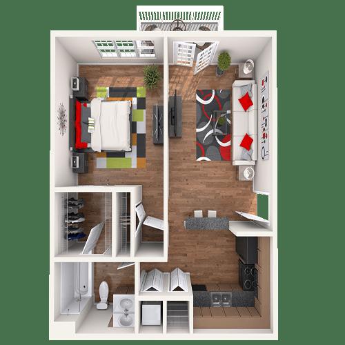 Luxury 1 2 3 Bedroom Apartments In Bellevue Nashville Tn