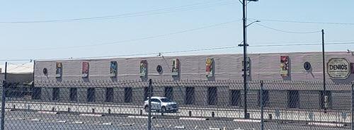Denios Farmers Market Building Roseville CA