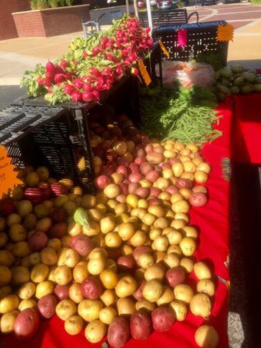 Potatoes Oakley CA