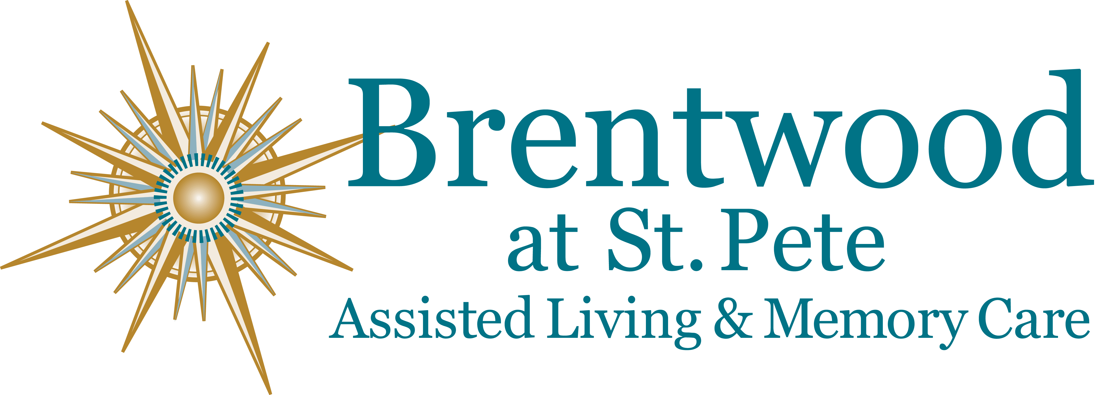 Brentwood at St. Pete Logo