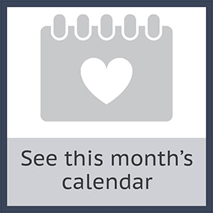 View this month's activity calendar at Symphony at Cherry Hill in Cherry Hill, New Jersey.