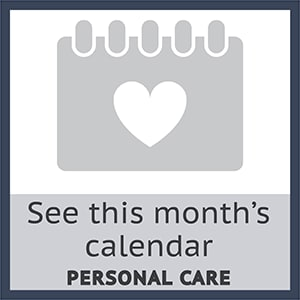 View this month's event calendar for personal care residents at Symphony at Oaklawn in Louisville, Kentucky