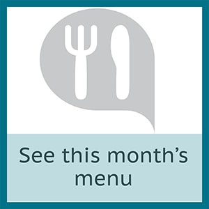 View this month's menu at Symphony Manor in Baltimore, Maryland
