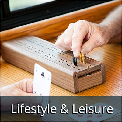 Learn about memory support lifestyle and leisure at The Villas at Sunset Bay in New Port Richey, Florida.