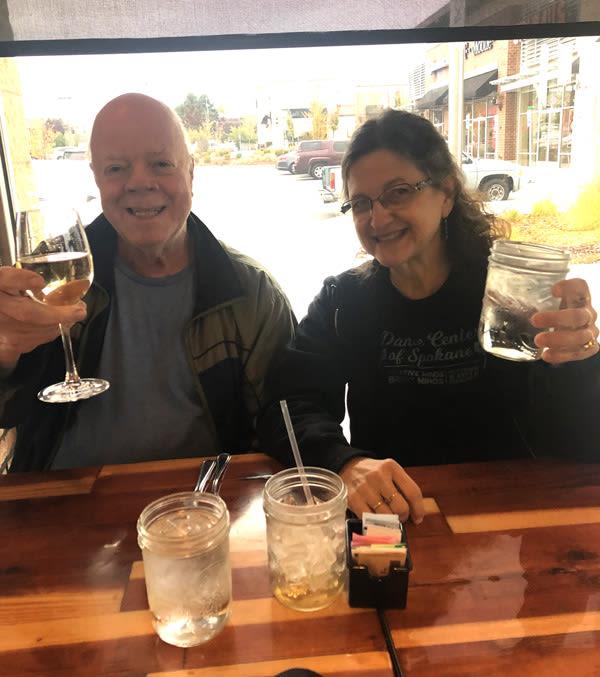 lunch outing at Moran Vista