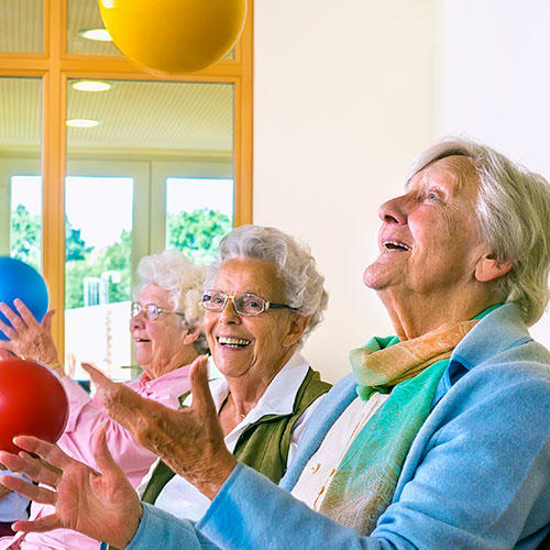 Programs at Flower Mound Assisted Living