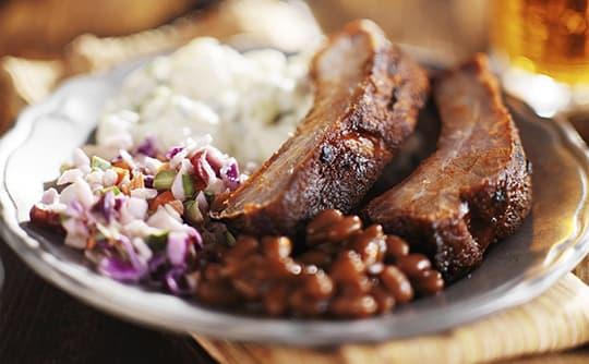 Emerson on Harvest Hill serves yummy food in Dallas, Texas