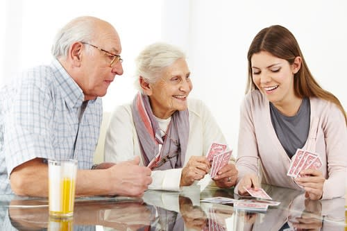 Memory care options at Lakeview Terrace of Boulder City