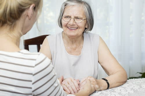 Check out the detailed service plan for our memory care options at Lakeview Terrace of Boulder City