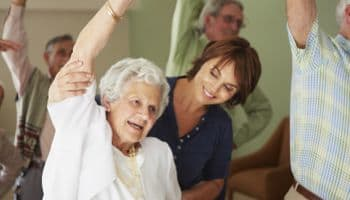 daily living activities at Reunion Court of The Woodlands in The Woodlands, Texas