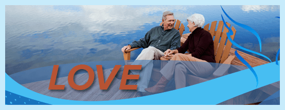 Love, enjoy yourself at The Pearl at Watkins Centre