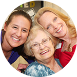 Residents at West Fork Village in Irving, Texas enjoy a great sense of community