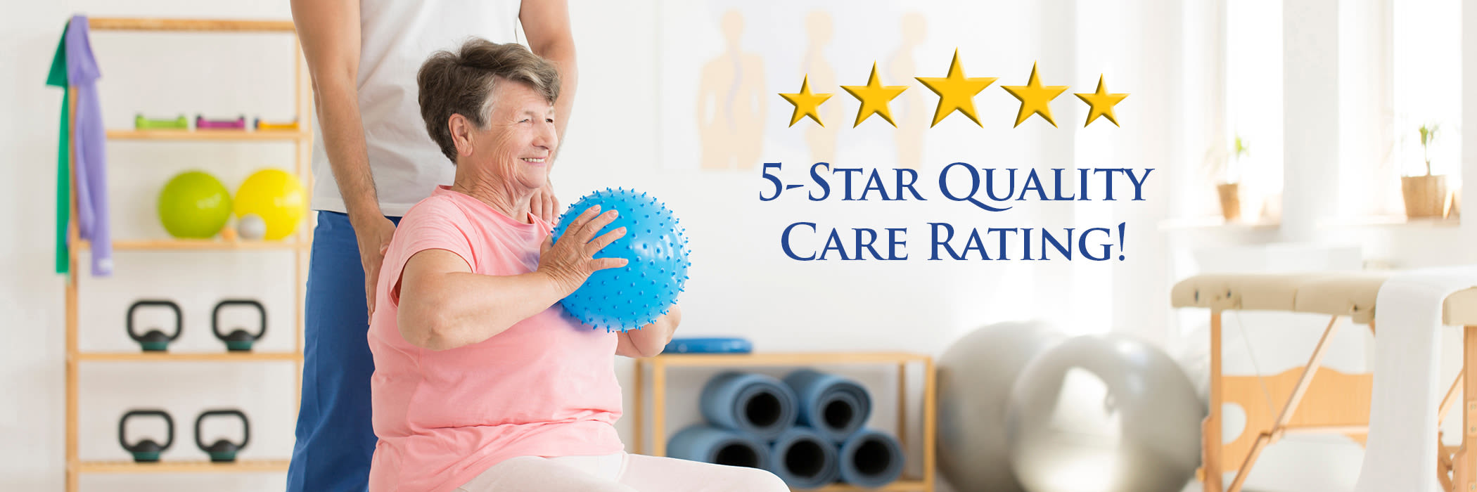 5-star Quality Care Rating