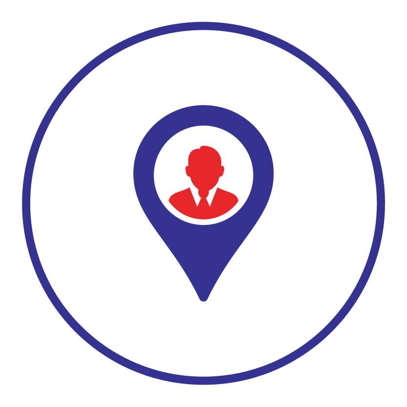 Map marker icon for Devon Self Storage