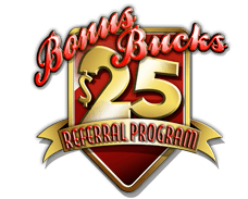 Bonus Bucks Referral Program from StorageOne Eastern & Silverado Ranch in Henderson, Nevada