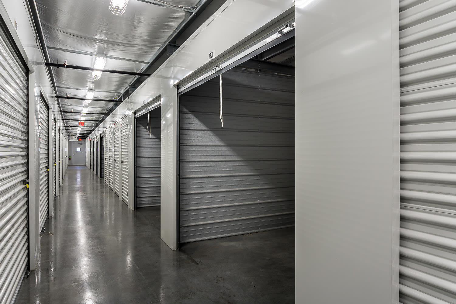 Climate-controlled storage at StorQuest Self Storage in Redwood City, California